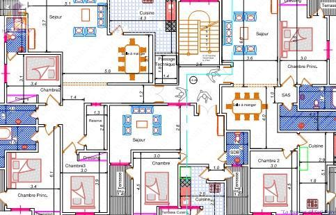 Appartement Studio R 3 2 Et 3 Chambres Doujeaz Konsiv